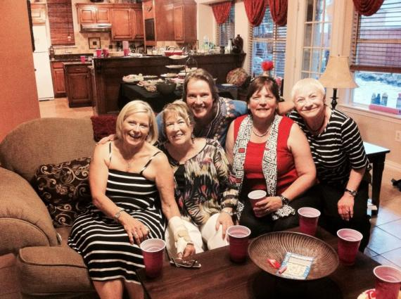Pat Spurlock's Birthday Party