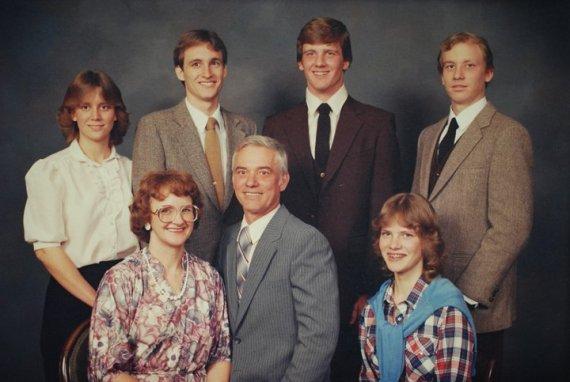 Lein Family 1980