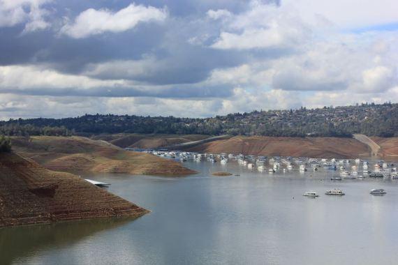 oroville lake